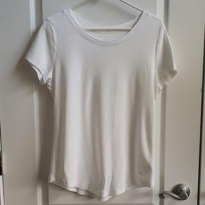 ISAAC MIZRAH Short Sleeve Tee Shirt